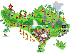 オフショア開発 インドネシア バリ島